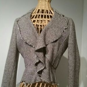 Tweed Banana Republic Blazer